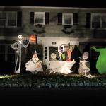 Nightmare Before Christmas Home Decor Letter