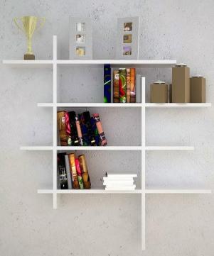Nursery Wall Bookshelves Make Your Children Love