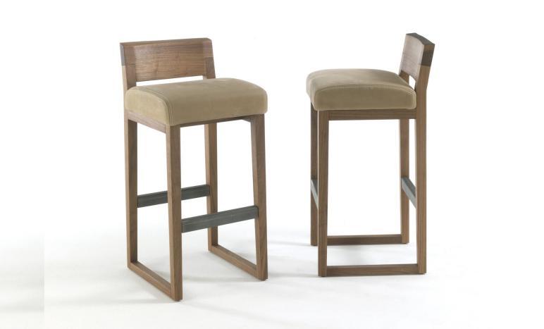 Oak Chairs Kitchen Stools Trendy Modern Bar