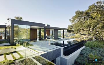 Oak Pass Luxury Residence 9601 Beverly