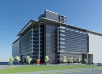 Office Building Block 11a Belgrade Design