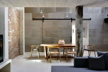 Old Brick Warehouse Melbourne Finds New Life
