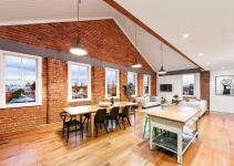 Old Tannery Melbourne Converted Into Stylish Modern