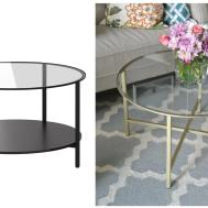 Olive Lane Hack Vittsjo Coffee Table