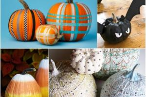 Omiyage Blogs Diy Carve Pumpkin Ideas