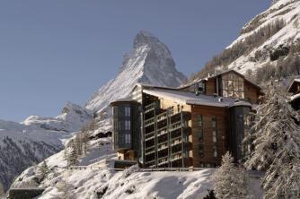 Omnia Mountain Lodge Zermatt Luxury Design Hotel