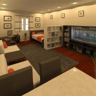 One Bedroom Studio Rent Home Design
