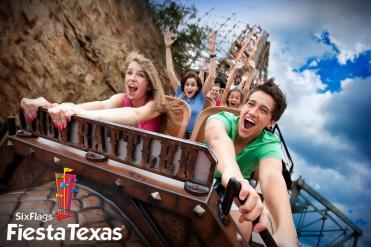Opening Weekend 2018 Six Flags Fiesta Texas