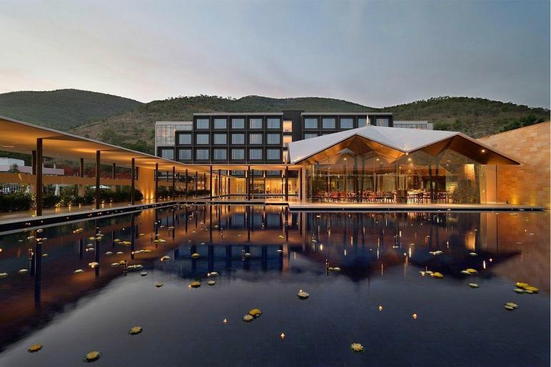 Opulent Splendor Foothills Saptagiri Luxurious