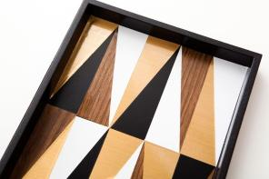 Organize Yourself Diy Geometric Patterned Trays Brit