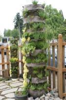 Outdoor Easy Diy Vertical Garden Ideas Awesome