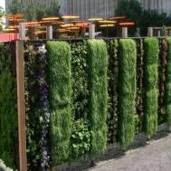 Outdoor Garden Wall Decor Diy Living Planter