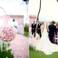 Outdoor Garden Wedding Decorations Ideas