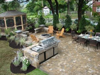 Outdoor Kitchen Design Ideas Inspiration