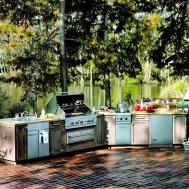 Outdoor Kitchen Ideas Dands