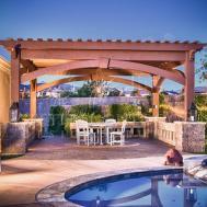 Outdoor Living Spaces Patio Western