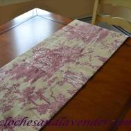 Oval Table Linens Temasistemi