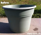 Paint Flower Pots Mighty Mama