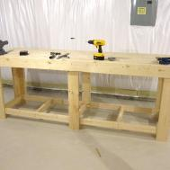 Pallet Potting Benches Diy Wooden Garden Work Bench