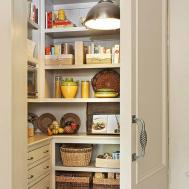Pantry Ideas Small Kitchens