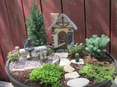 Papercrete Potter More Mini Gardens