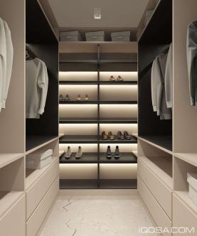 Parfait Bining Modern Minimalist Style Luxurious Themes