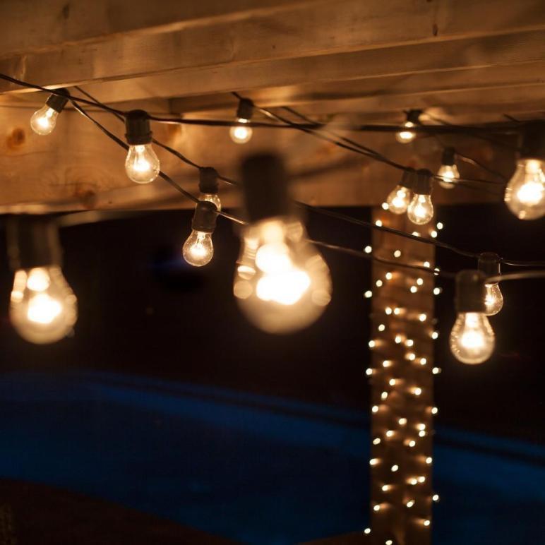 Patio Lights Home Depot Beautiful Outdoor Lighting