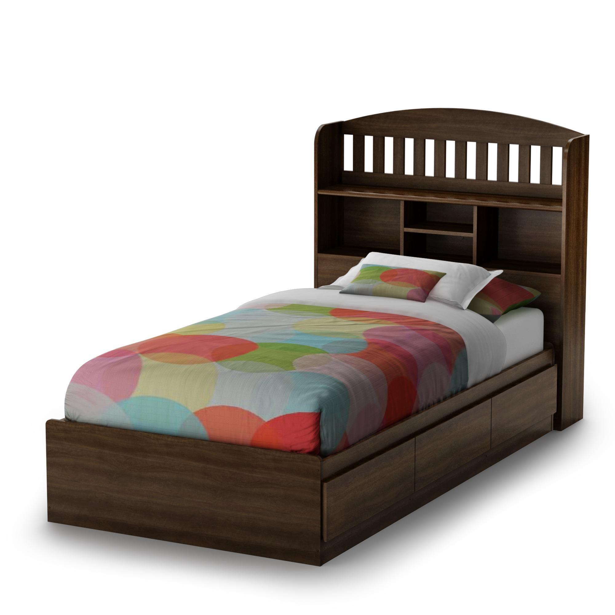 Pdf Diy Twin Bed Bookcase Headboard Plans Trestle Decoratorist 168647