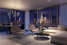 Peek Inside Park Shore Jersey City Ultra Luxury