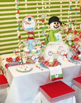 Phoenix Party Ideas Snowman