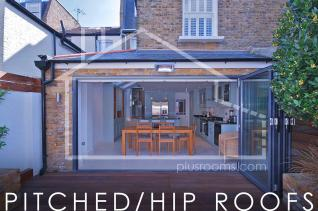 Pitched Hip Roof Extensions Plusrooms