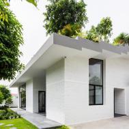 Planos Casa Moderna Dos Pisos Con Techo Verde