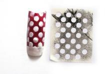 Polka Dot Nail Stencils Diy Nails Quirkycraftsshop