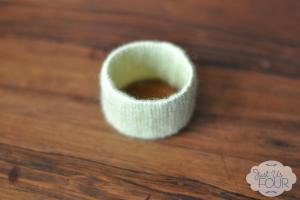 Pom Napkin Rings Suburban Kitchen