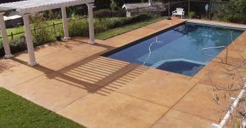 Pool Decks Swimming Deck Design Photos Info