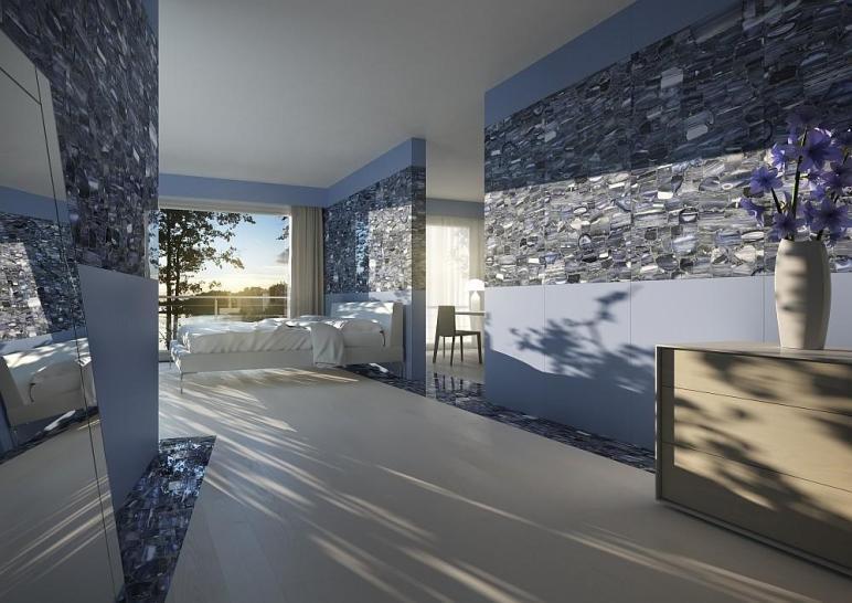 Posh Precioustone Collection Brings Majestic Splendor Indoors