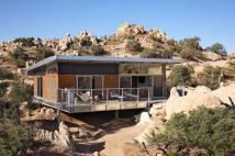 Prefab House Desert California Modern Modular