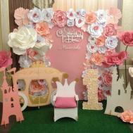 Pretty Pink 1st Birthday Decorations Ideas Quotemykaam