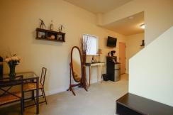 Private Studio Apartment Bathroom Office
