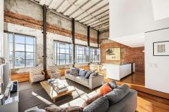 Property Week Storied Melbourne Warehouse Conversion