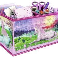 Puzzle Girly Girls Edition Storage Box Ravensburger