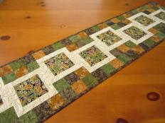 Quilted Table Runner 100 Top