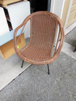 Rattan Chair Cushion Modern House Design Elegant