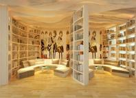 Reading Room Design Dreams House Furniture