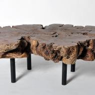 Reclaimed Makha Stump Table Furniture