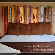 Reclaimed Wood King Headboard Projectsalvation