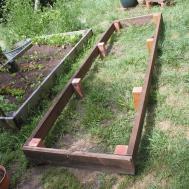 Recycle Wood Diy Raised Garden Planter Boxes Ideas