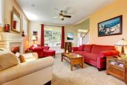 Red Beige Living Room Ideas 1838 Home Garden