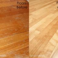 Refinish Hardwood Floors March 2013