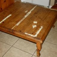Refinish Wood Coffee Table Diy Plans Fine